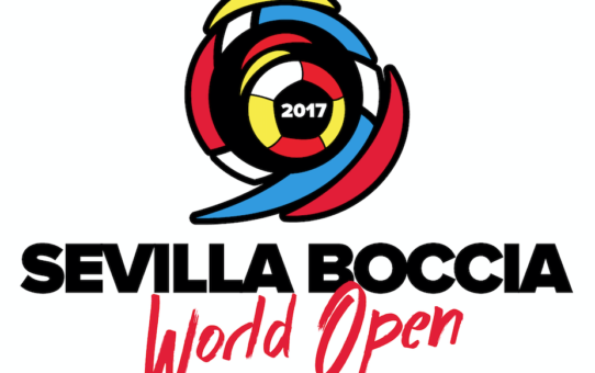 SEVILLA BOCCIA WORLD OPEN 2017