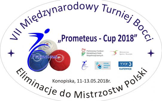 Prometeus Cup 2018 - Polsko (11-14.5.2018) INTERNATIONAL BOCCIA TOURNAMENT