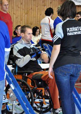 Boccia Cup Plzeň